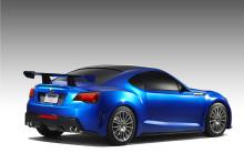 Subaru BRZ Concept - STI premiärvisas i Los Angeles