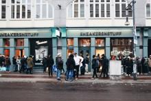 Sneakersnstuff Berlin — now open