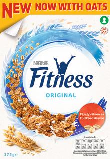 Muistatko 2000-luvun suosikkimuron: Fitness uudistui ja siihen lisättiin täysjyväkauraa