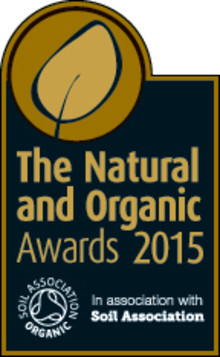 The Natural and Organic Awards 2015 – Last call for entries