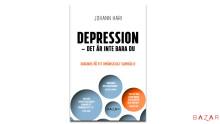 Johann Haris omtalade och hyllade bok om depression äntligen på svenska i augusti!