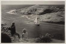 Gunnel Wåhlstrand på Nordiska Akvarellmuseet - pressvisning