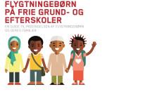 Ny guide til frie skoler om modtagelse og undervisning af flygtningebørn