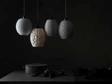 Sculptural lighting design: from vase to lampshade with Rosenthal Phi