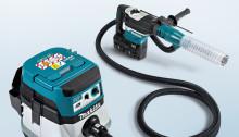 Makita lanserar 36V kombihammare med SDS-Max och AWS