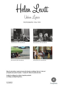 Pressbilder Helen Levitt (2/2)