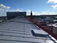 Fler solceller för AFA i centrala Stockholm