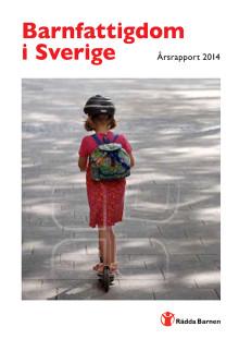Trots åtgärder: barnfattigdom kvar på samma nivå