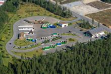 Klockarbäckens återvinningscentral utökar öppettiderna