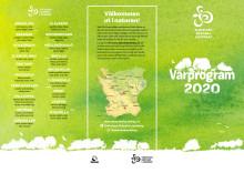 Stiftelsen Skånska Landskap/Vårprogram för uteliv 2020