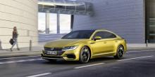 Arteon – Världspremiär för en helt ny femdörrars coupé  från Volkswagen
