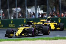 Renault åpnet Formel 1 sesongen med 2 stk Topp 10 plasseringer