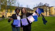 Högskolan i Skövde uppmärksammar Europaveckan