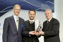"Applications open for Volkswagen and BASF ""Science Award for Electrochemistry"""