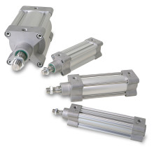 Parker lanserar P1F,  helt ny ISO15552-klassad pneumatikcylinder