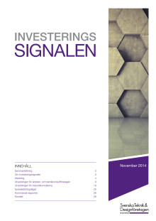Investeringssignalen november 2014
