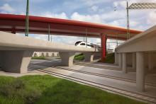 Peab fikk jernbaneprosjekt til 2,9 mrd i Göteborg