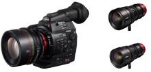 Kvalitet, ytelse og kreative muligheter – Canon utvider Cinema EOS-systemet