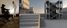 Tillbaka till framtiden med VR-cykel