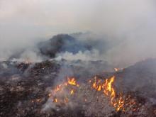 Stor ökning av antalet bränder under sommarmånaderna