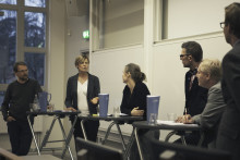 Paneldebatt om det förändrade medielandskapet