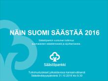Näin Suomi Säästää 2016 -esitysmateriaali
