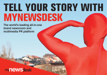 Tell your story with Mynewsdesk presentation