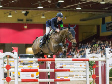 International competition for U25-riders at the FEI European Championships in Gothenburg 2017