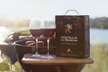 Enjoy Wine & Spirits lanserar Castillo La Mancha - Det nya Spanien på box