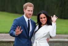 Kom med bag kulisserne til det royale bryllup.