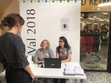 Stena Fastigheter vill bidra till ett ökat valdeltagande i Malmö - möjlighet till förtidsrösning på Mitt Möllan