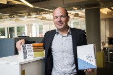 Jan-Olof Edgar ny AMA-chef på Svensk Byggtjänst