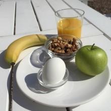 Ny svensk studie visar att äggfrukost håller oss mätta länge