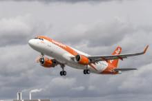 easyJet flyger direkt från London till Åre Östersund Airport