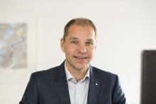 Nu är LKFs nye vd, Fredrik Millertson, på plats