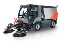 Hako Citymaster 2200 – Ny effektiv sopmaskin med hög kapacitet.