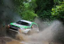 "Plug-in Hybrid Outlander: Erfolge bei der ""Asia Cross Country Rallye"" 2015"