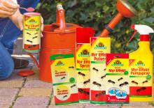 Neudorff tar upp kampen mot myror