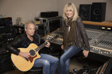 Album fra Fleetwood Macs Buckingham og McVie