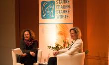 STARKE FRAUEN – STARKE WORTE mit Angelika Niebler: Mein Herz schlägt für Europa
