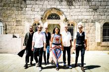 Tvådelad konsert och ny utställning i Vita kuben