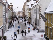 Kalmar kommun vill samarbeta med Landstinget för att minska fallolyckor