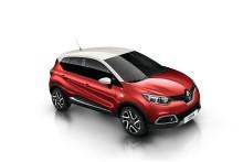 Renault Captur i overlevelsesdragt - speciel Helly Hansen Edition