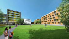 Akademiska Hus och Studentstaden skapar nya studentbostäder i Uppsala