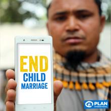 App ska stoppa barnäktenskap