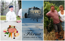 Winemakers dinner på Färna Herrgård med viner från Domaine Begude