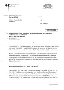 BMF-Schreiben  vom 12.4.2017 -Umsatzsteuerliche Behandlung von Saunaleistungen in Schwimmbädern