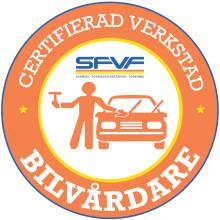 Sveriges Fordonsverkstäders Förening certifierar bilvårdsbranschen
