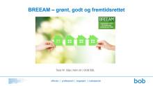 ByggExpo Bergen17 - Bob og BREEAM - Terje Gilje