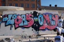 Jakt på artister i Östersund